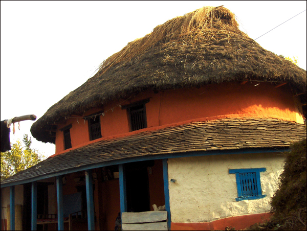 Image gallery nepali houses for Small house design in nepal