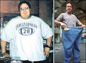 Jared Fogle, Subway Spokesperson